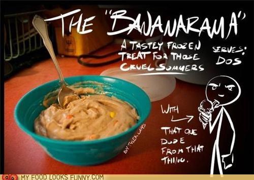 banana,best of the week,blender,cooking,ice cream,peanut butter,recipe,shake,sundae