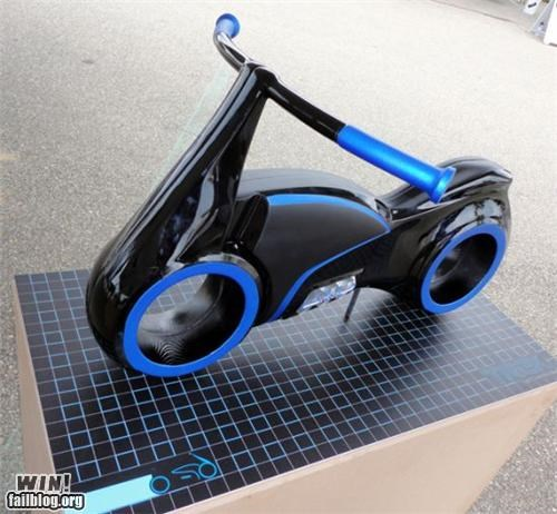 Tron Scooter WIN