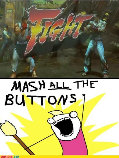 all the things,best of week,fight,Street fighter,video game,video games