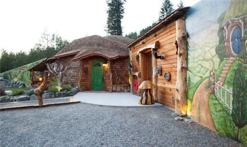 Hobbit Hotel of the Day