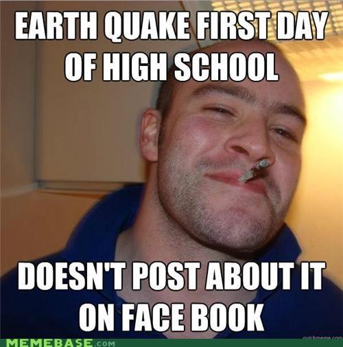 earthquake,facebook,Good Guy Greg,magnitude,school