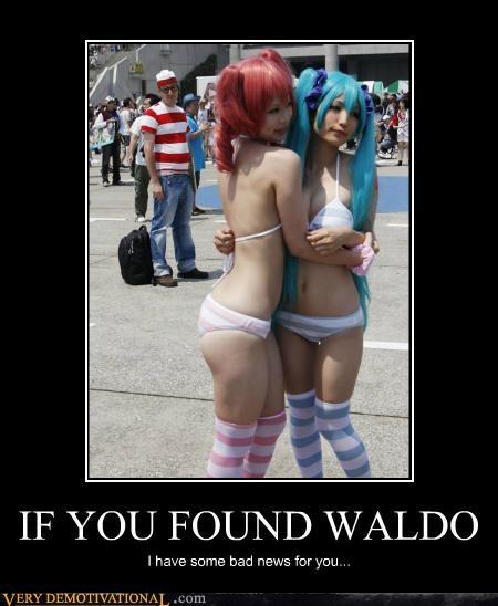 IF YOU FOUND WALDO
