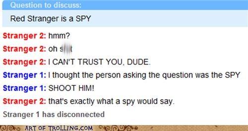Omegle,shoot him,spy,spymode,trust
