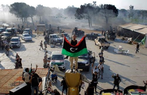 Libyan Uprising News Update