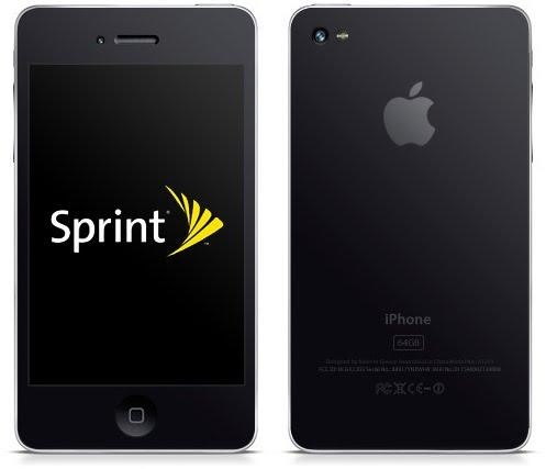 Sprint iPhone 5 Rumor of the Day