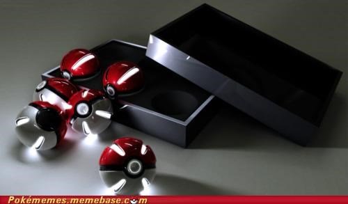 awesome,best of week,gift,IRL,item,pokeball