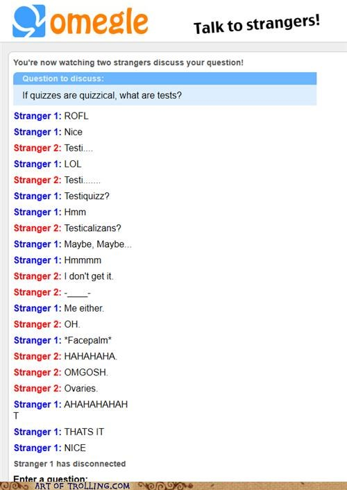 naughty words,Omegle,quiz,quizzical,test