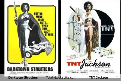 Darktown Strutters Totally Looks Like TNT Jackson