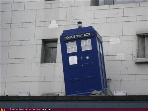 The Doctor's Parking Skills