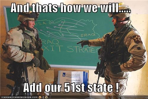 And thats how we will.....  Add our 51st state !