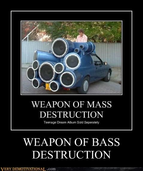 awesome,bass,cars,puns,Pure Awesome,tunnel