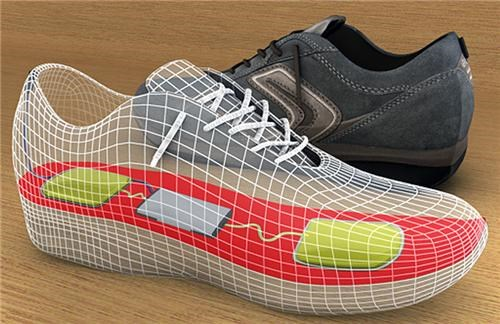 Energy-Harvesting Shoe of the Day