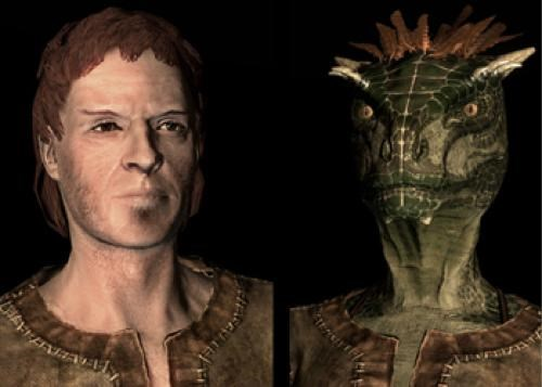 Skyrim Same-Sex Marriage of the Day