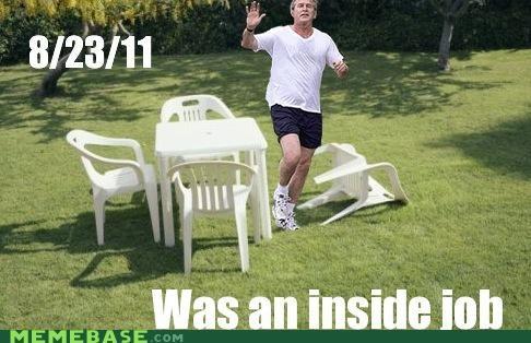 823,earthquake,everywhere,evidence,inside job,loose change,Memes