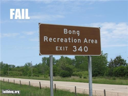 Recreation Area FAIL