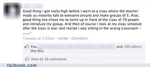 bad idea,drugs,facepalm,high,school