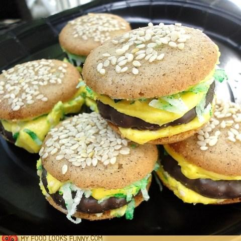 burgers,combinations,cookies,nilla wafers,thin mints