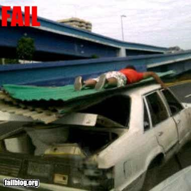 cars,failboat,g rated,riding,safety first,wtf