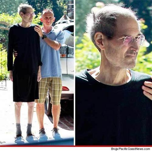Steve Jobs Paparazzi Photo of the Day