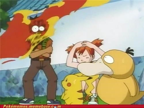 Brock Has EYES!?