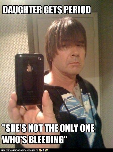 Emo Dad Has PMS Daily