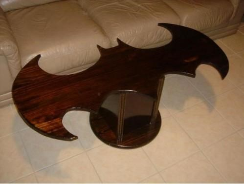 Batman Coffee Table of the Day