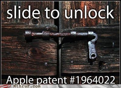 Next They'll Patent the Horse-and-Buggy