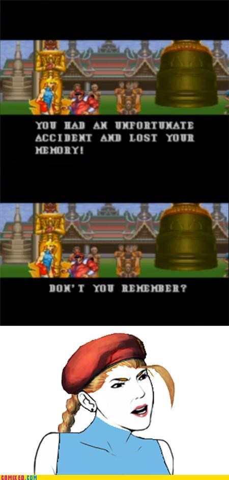 accident,best of week,cammy,dont-you-remember,Street fighter,video games