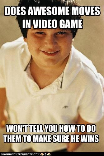 Annoying Childhood Friend,moves,video games,winner