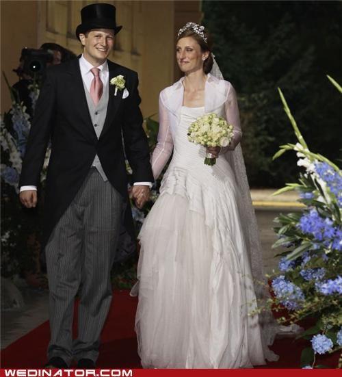 funny wedding photos,Germany,royal wedding