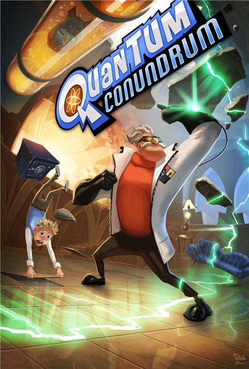 Quantum Conundrum Preview of the Day