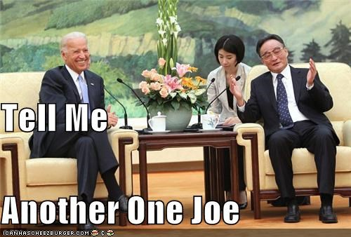 Tell Me Another One Joe
