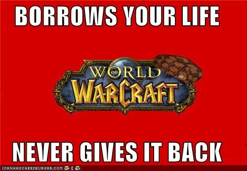 BORROWS YOUR LIFE  NEVER GIVES IT BACK