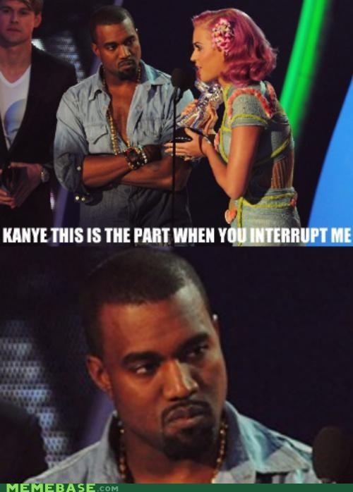 finish,interrupt,kanye,katy perry,Memes,taylor swift,vmas