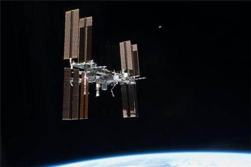International Space Station News of the Day