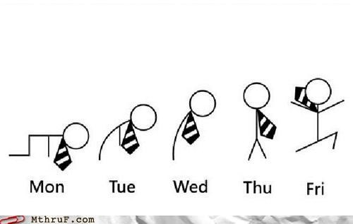 Happy Friday! You've Almost Evolved to Weekend Stage!