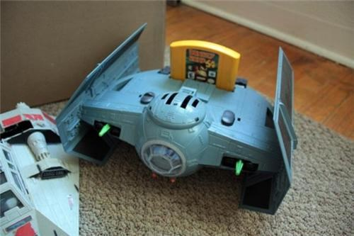 Star Wars Nintendo 64 Casemods of the Day