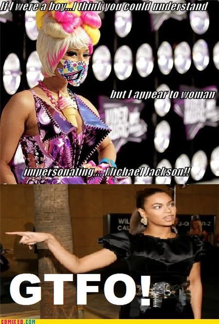 Beyonce Does Not Like Her Rendition....