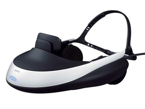 Sony Virtual Reality Goggles of the Day