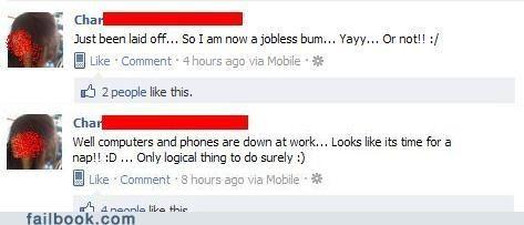 bad idea,fired,nap,work