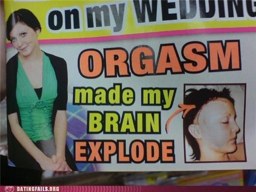 magazine,orgasm,sex,We Are Dating