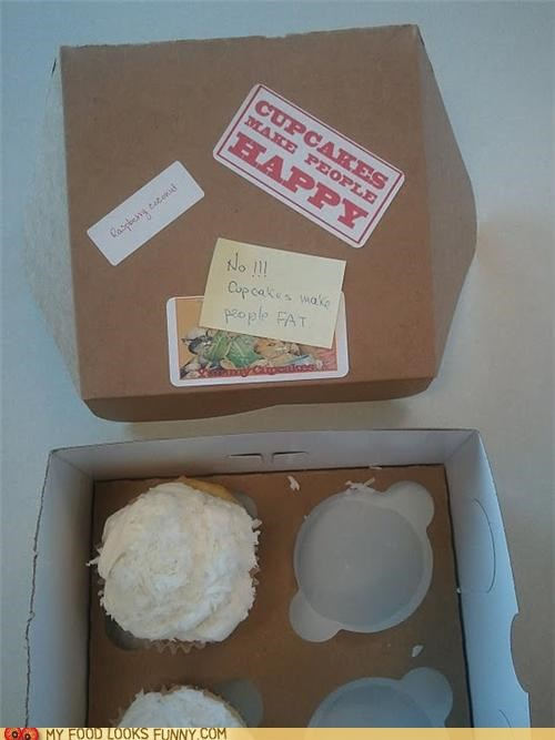 cupcakes,fat,mean,note,Office