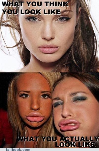 duckface,image,not what it looks like,truth