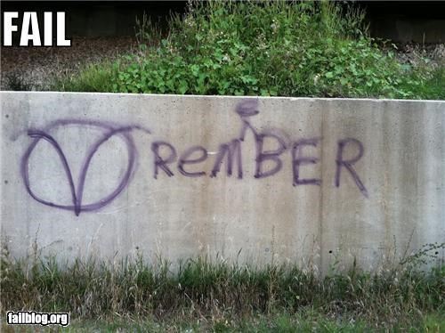 V For Vendetta FAIL