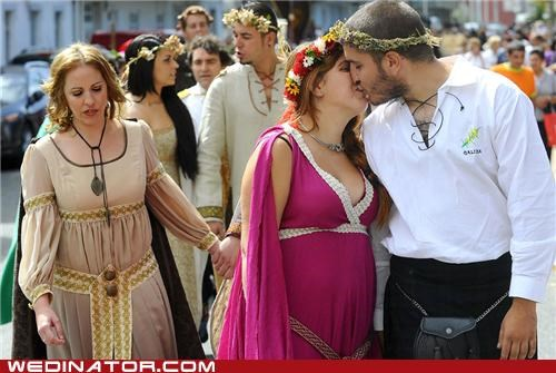 celtic,funny wedding photos,Lughnasadh,Spain,temporary wedding,traditional wedding