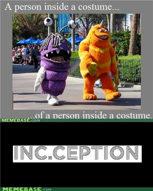 Monster's Inc., That Is...