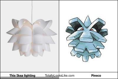 ikea,lamp,lighting,pneco,Pokémon