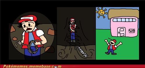 comic,escape rope,whoosh,work