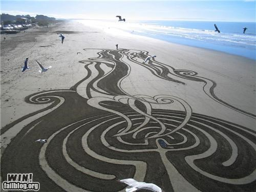 Sand Drawing WIN