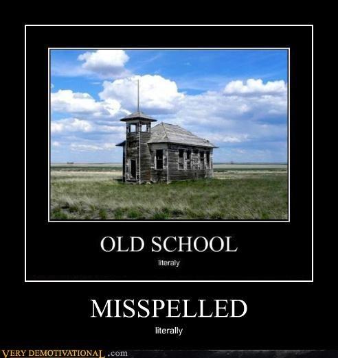 MISSPELLED